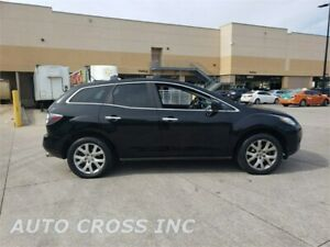 2007 Mazda CX-7, Navi, AWD,  Auto, Leather, 3/Y warranty availab
