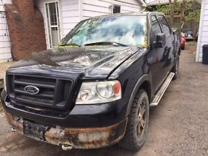 Ford F-150 FX4 Parts Truck