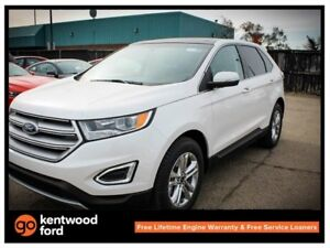 2017 Ford Edge SEL 200A 2.0L I4 ecoboost AWD, reverse camera and