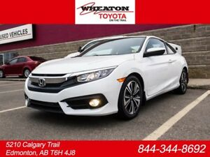 2016 Honda Civic EX-T, Honda Sensing Safety, Heated Seats, Sunro