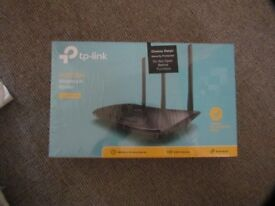 new wireless router