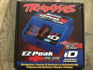 Traxxas EZ Peak Plus With ID
