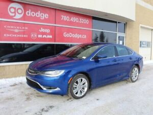 2016 Chrysler 200 Limited / Back Up Camera / Heated Front Seats
