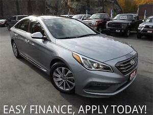 2015 Hyundai Sonata HEATED LEATHER!! PANORAMIC ROOF!! NAV!!