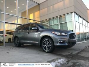 2018 Infiniti QX60 EXECUTIVE DEMO / TECHNOLOGY PKG