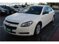 2008 Chevrolet Malibu with ONE YEAR WARRANTY