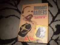 morgans raiders dee alexander brown hardback first ed 1993 usa