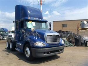 2007 FREIGHTLINER CL-120 DAY CAB