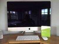 "2013 Apple iMac All-in-One Desktop Computer, Intel Core i5, 8GB RAM, 1TB, 27"""