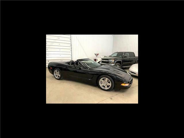 1999 Black Chevrolet Corvette Convertible  | C5 Corvette Photo 1
