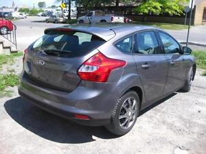 2012 Ford Focus HB, AUTO 149km PWR, 12M.WRTY+SAFETY for $7350