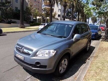 2009 Holden Captiva SUV, SX(4x4) 7Seater with low kms Only $8999 Wollongong Wollongong Area Preview