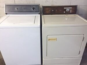 Laveuse sécheuse et livrer Washer dryer and delivery