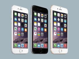 **OFFER MUST SEE **APPLE IPHONE 6 16GB UNLOCKED COMES WITH WARRANTY & RECEIPT ONLY **£199.99**