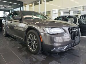2017 Chrysler 300 S, HEATED SEATS, REAR VIEW CAMERA, ACCIDENT FR