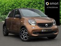 smart forfour PRIME PREMIUM (brown) 2016-03-17