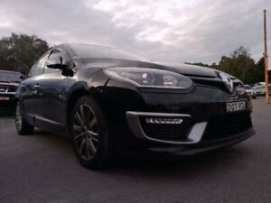2015 Renault Megane B95 MY14 GT-Line Black 6 Speed Automatic Hatchback Edgeworth Lake Macquarie Area Preview