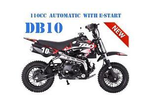 DB10 110cc TAO TAO DIRT BIKES HERE.