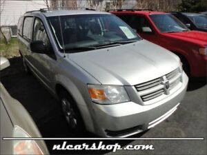 2008 Dodge Grand Caravan stow and go, inspected - nlcarshop.com
