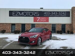 2016 Hyundai Veloster Turbo-LOADED-WE FINANCE