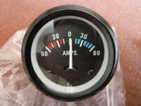 AMMETER FOR CAR, VAN, TRUCK OR BOAT, COLLECTION ONLY.