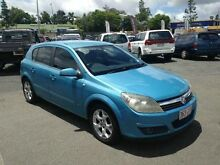 2004 Holden Astra AH CDX Blue 4 Speed Automatic Hatchback Greenslopes Brisbane South West Preview