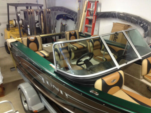 Used 2015 Lund Boat Co Crossover 1675 XS REDUCED FOR MOVING SALE