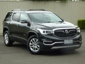 2019 Holden Acadia AC MY19 LT 2WD Black 9 Speed Sports Automatic Wagon Sunbury Hume Area Preview