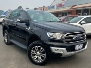 2015 Ford Everest UA Trend Black Sports Automatic Colac West Colac-Otway Area Preview
