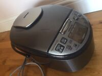 Steam pressure 1.0-L rice cooker Hitachi RZ-KG10Y, 220V, induction technology