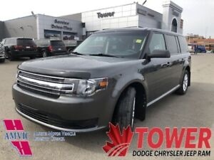 2018 Ford Flex SE - V6, 3RD ROW SEATING, VERY LOW KM!!