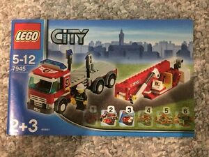 Lego City Fire Station and Fire Truck and Fire Boat Kitchener / Waterloo Kitchener Area image 3