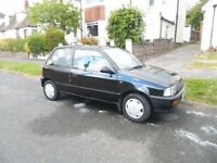 Extremely Reliable Black Suzuki Alto for Sale