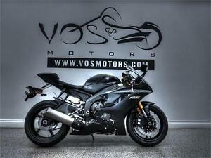 2017 Yamaha YZF R6- Stock#V2664NP- No Payments for 1 Year**