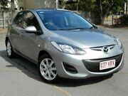 2014 Mazda 2 DE10Y2 MY14 Neo Sport Grey 4 Speed Automatic Hatchback Chermside Brisbane North East Preview
