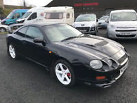 1995 TOYOTA CELICA GT4 RARE ST205 MODEL, FOUR WHEEL DRIVE, LOADED WITH EXTRAS