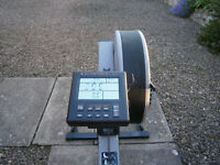 Concept 2, PM2, the Rolls Royce of rowers