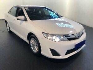 2015 Toyota Camry AVV50R Hybrid H Diamond White Continuous Variable Sedan Belmore Canterbury Area Preview