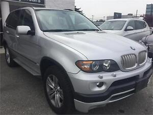 2004 BMW X5 4.4i Sport Package