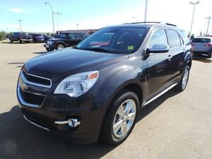 2013 Chevrolet Equinox AWD LTZ Navigation (GPS),  Leather,  Back