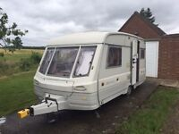 Swift corniche 14/2 caravan WANTED in hampshire up to £700 cash paid