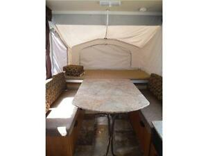 2013 Palomino 8CLS 8' Tent Trailer - Sleeps 5- Only 1273LBS!!! Stratford Kitchener Area image 6