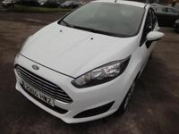 LHD 2014 Ford Fiesta 1.2 Petrol 5Door. SPANISH REGISTERED