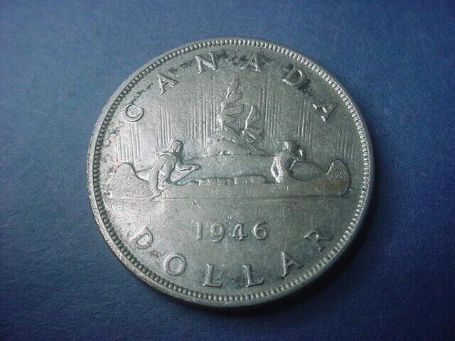 Canada Dollar 1946 #36749