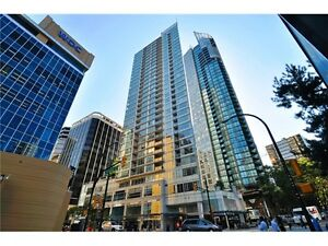 1 BR + DEN - BEAUTIFUL SAPPHIRE IN COAL HARBOUR