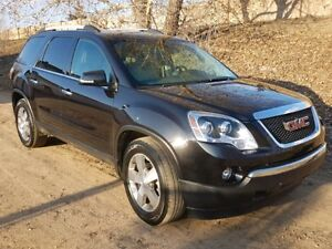 2011 GMC Acadia SLT **LOW KMS**