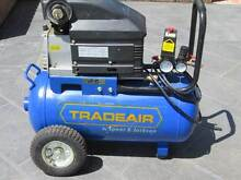 TRADEAIR Air Compressor by Spear&Jackson 2.5 HP, 40L AS NEW COND. Asquith Hornsby Area Preview