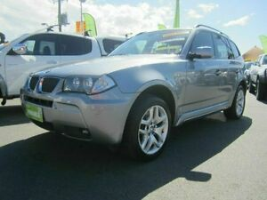 2006 BMW X3 Grey Steptronic Wagon Woodridge Logan Area Preview