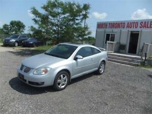 2006 Pontiac G5 Pursuit SE Coupe Certified!!
