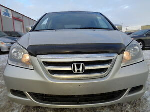 2007 Honda Odyssey EX-L-LEATHER-SUNROOF-DVD-HDTV-POWER SLIDDING